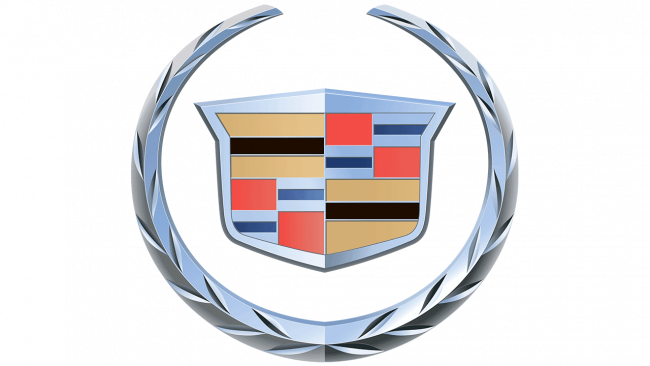 Cadillac Logo 2000-2014