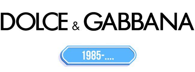 Dolce & Gabbana Logo Storia