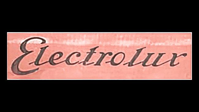 Electrolux Logo 1947-1954