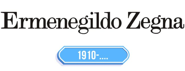 Ermenegildo Zegna Logo Storia
