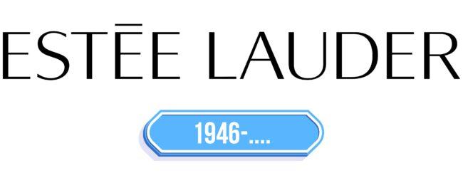 Estee Lauder Logo Storia