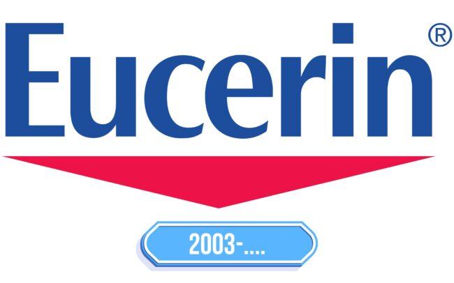 Eucerin Logo Storia