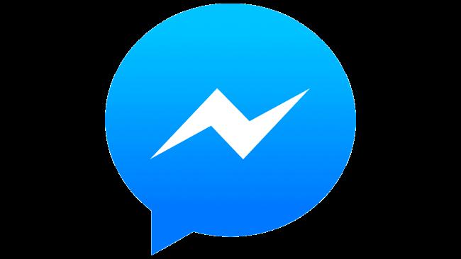 Facebook Messenger Logo 2013-2018