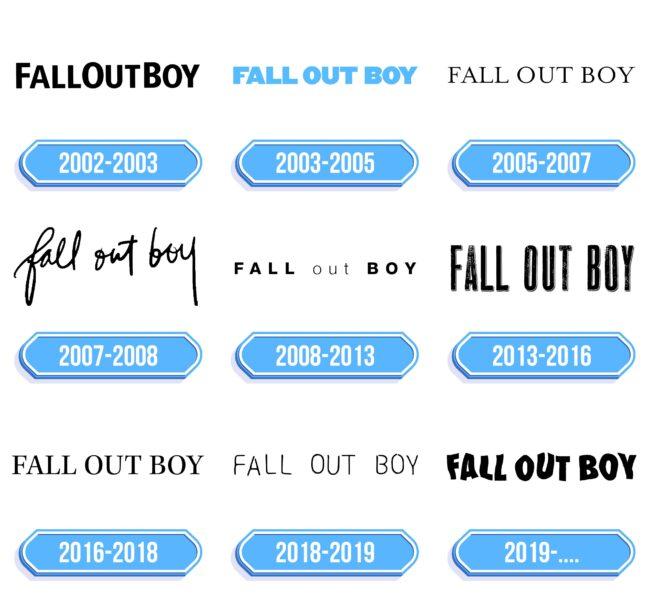 Fall Out Boy Logo Storia