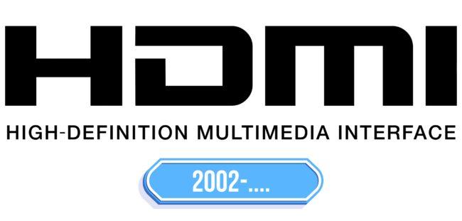 HDMI Logo Storia