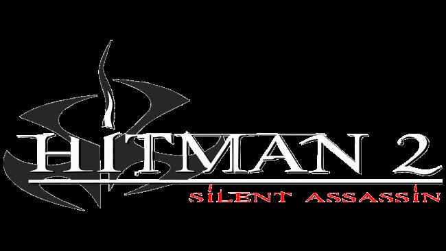 Hitman 2 Silent Assassin Logo 2002