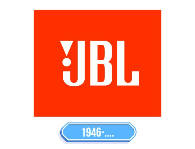 JBL Logo Storia