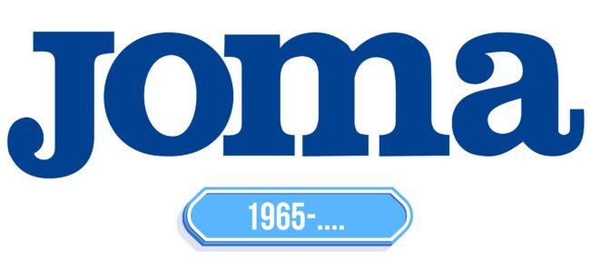 Joma Logo Storia