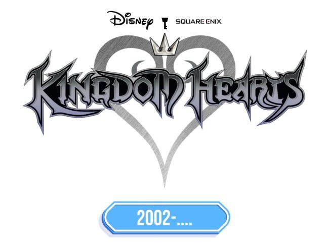 Kingdom Hearts Logo Storia