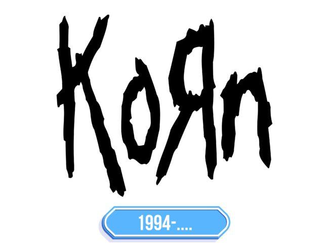 Korn Logo Storia