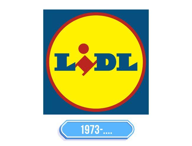 Lidl Logo Storia