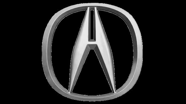 Logo della Acura
