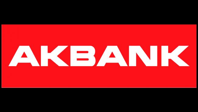 Logo della Akbank