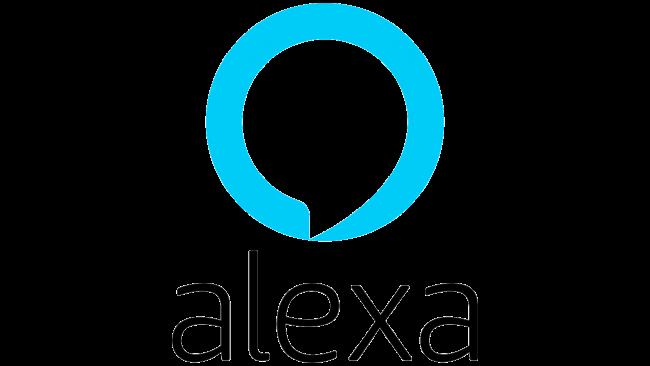 Logo della Amazon Alexa