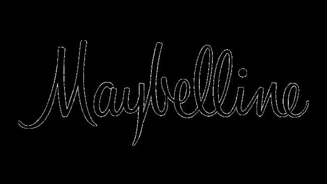 Maybelline Logo 1956-1979