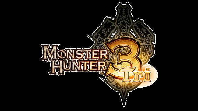 Monster Hunter Tri 2009 Logo
