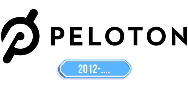 Peloton Logo Storia