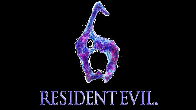 Resident Evil 6 Logo 2012
