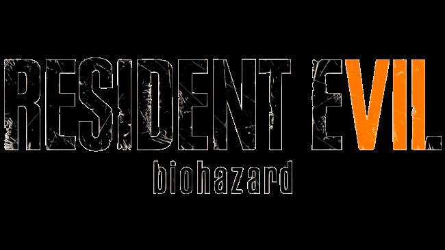 Resident Evil 7 Biohazard Logo 2017