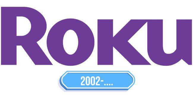 Roku Logo Storia
