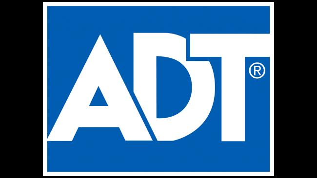 The ADT Corporation Logo 1989-oggi