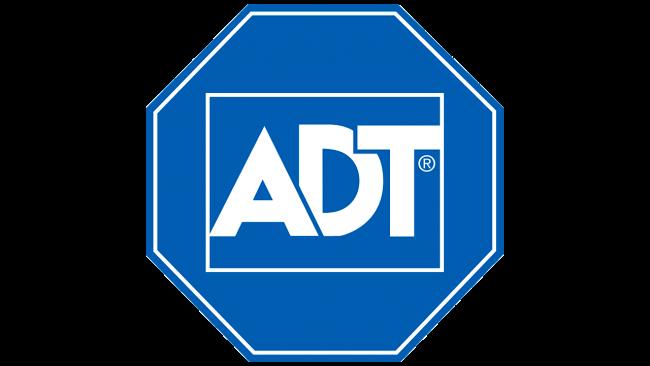 The ADT Corporation Logo 2007-2017