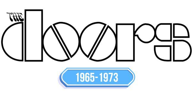 The Doors Logo Storia