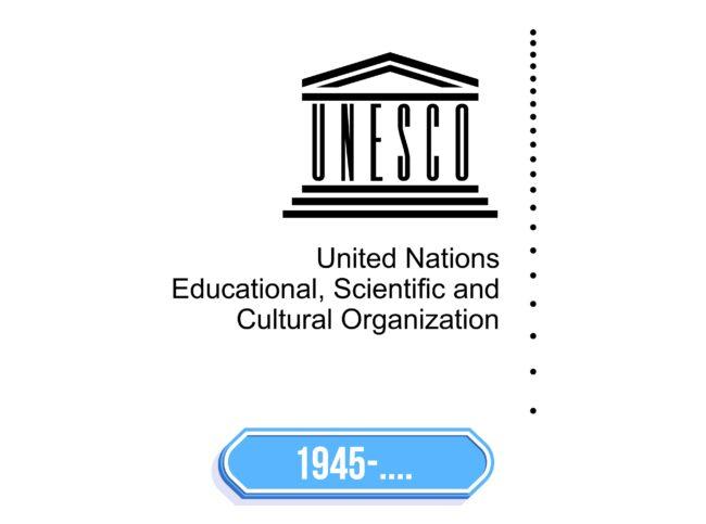 UNESCO Logo Storia