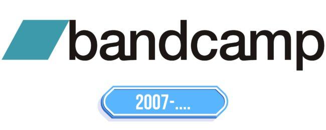 BandCamp Logo Storia