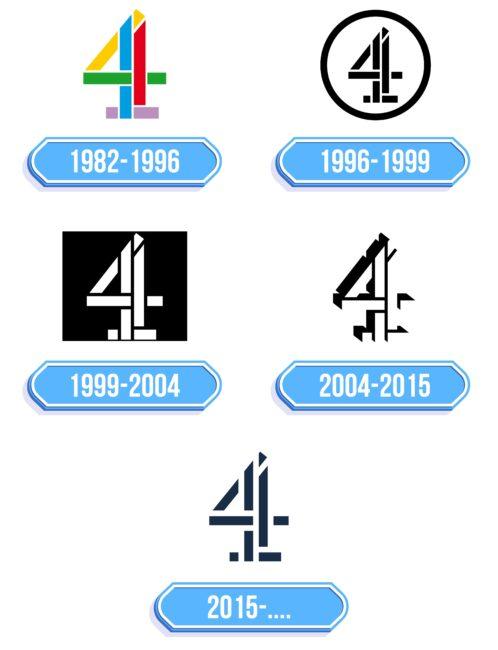 Channel 4 Logo Storia