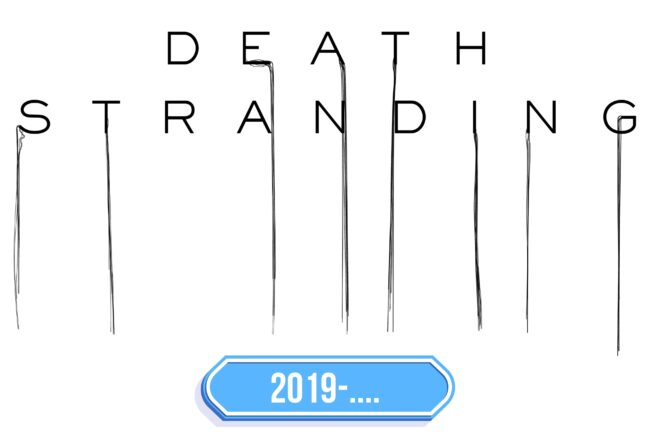 Death Stranding Logo Storia