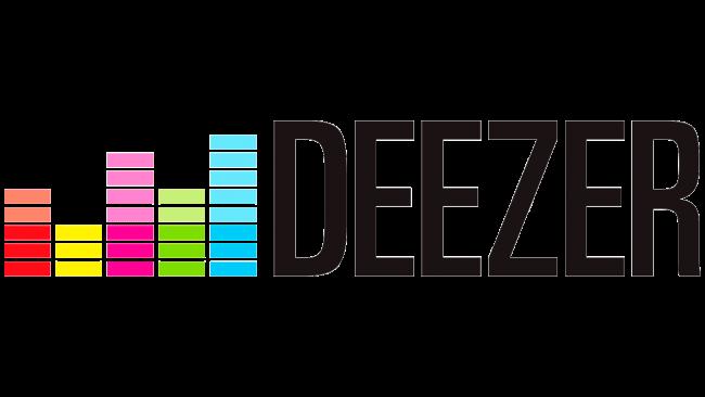 Deezer Logo 2007-2019