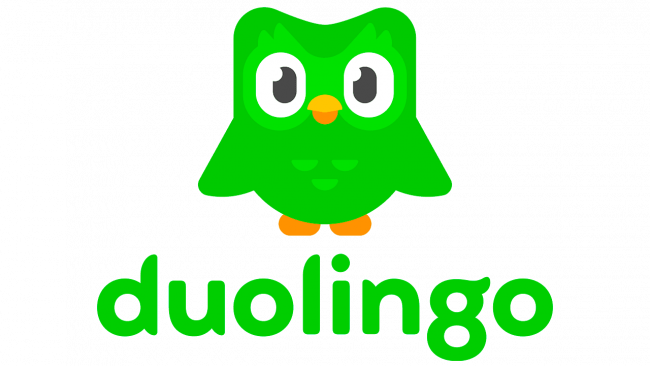 Duolingo Logo 2019-oggi