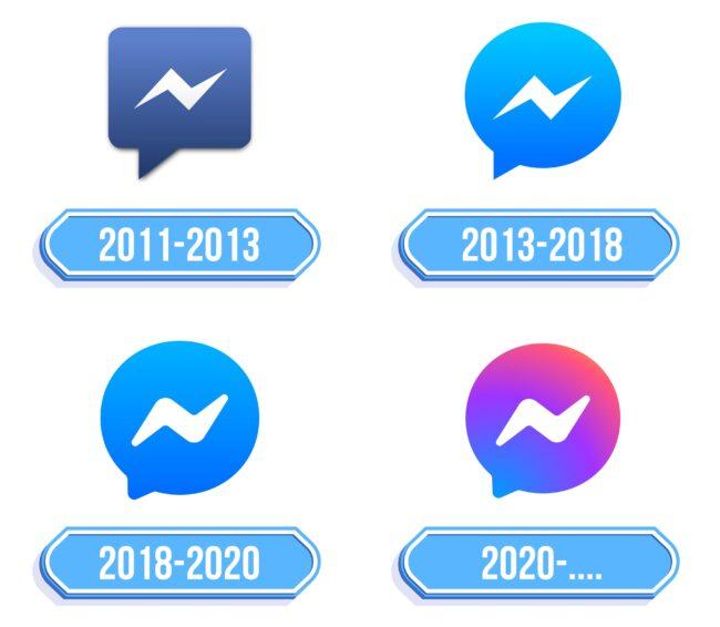 Facebook Messenger Logo Storia