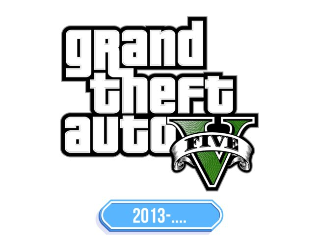 GTA 5 Logo Storia