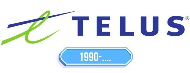 Telus Logo Storia