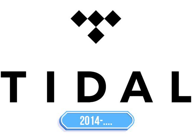Tidal Logo Storia