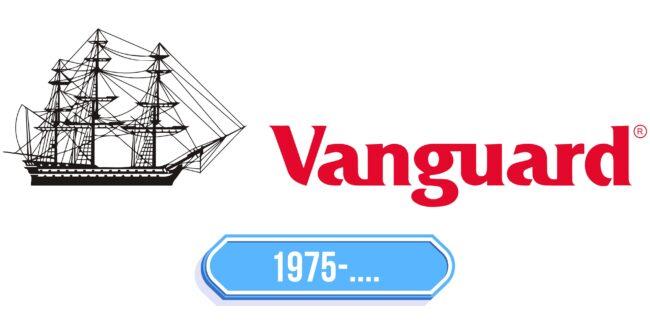 Vanguard Logo Storia