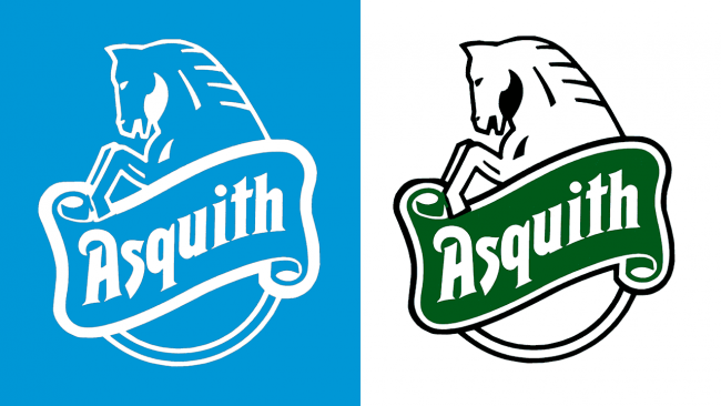 Asquith Motors Horse Logo