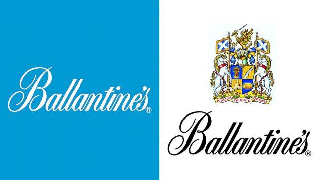 Ballantines Whiskey Logo