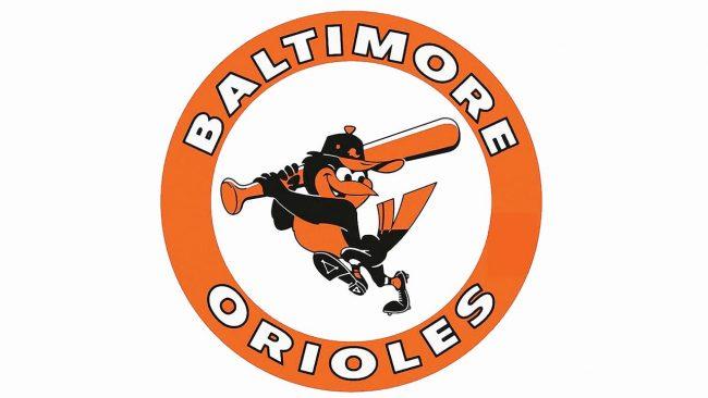 Baltimore Orioles 1966-1991 Logo