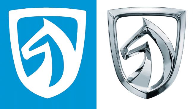 Baojun Horse Logo