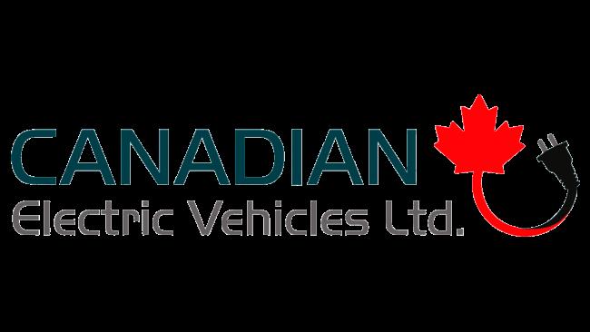 Canadian Electric Vehicles Logo (1996-Oggi)