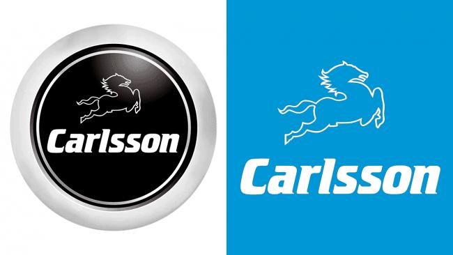 Carlsson Automobile Horse Logo