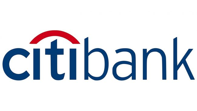 Citi Bank top logo