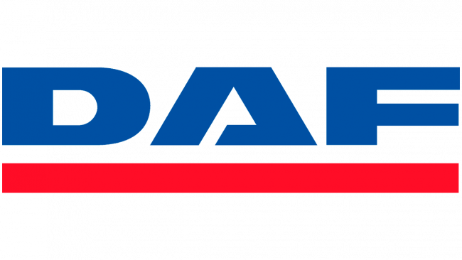 DAF Logo (1993-Oggi)