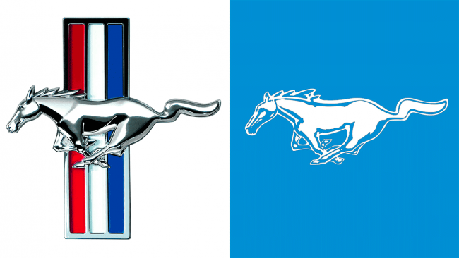 Ford Mustang Horse Logo
