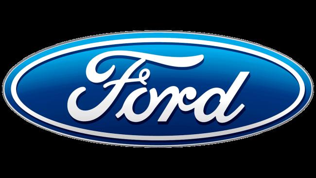 Ford Romania Logo (2008-Oggi)