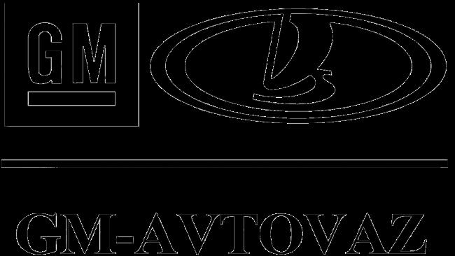 GM AvtoVAZ Logo (2001-2019)