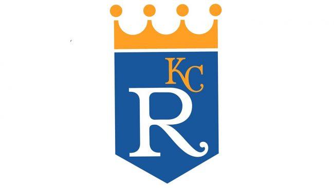 Kansas City Royals primary logo 1969-1992
